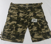 military mens camo shorts 3/4 mens cargo shorts with belt
