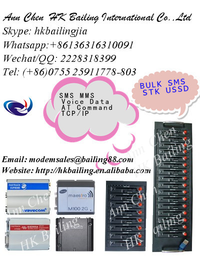 Low price multi sim card modem Quectel 4g modem pool 8 port gsm modem
