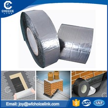 for roof self adhesive asphalt waterproof tape bitumen flashing membrane