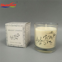 Wholesale home decor scented soy candle personalized scented candle