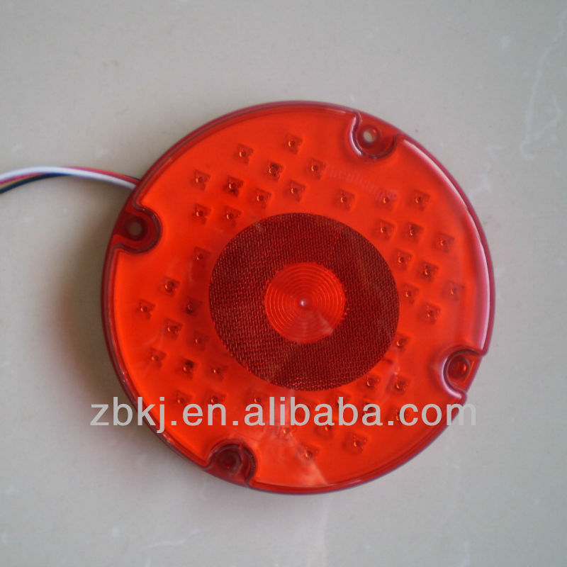 7 inch bus led tail lights 12V 47 Diodes
