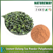 100% Natural manufacture supply wholesale instant Oolong Tea powder,Polyphenols 25%-30%