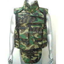 BPJ-T03 Tactical Bulletproof Jacket army bulletproof vest modular military body armor