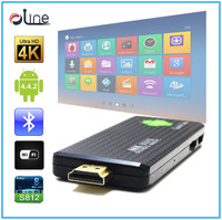2016 Olympic Android 4.2.2 Quad Core RK3188 CPU android smart tv box with india channel iptv box mk809iii Android tv box