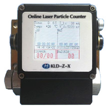 KLD-Z-X Laser On-line Oil Particle Counter