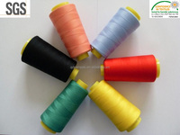polyester sewing thread 40s/2 5000m factory from China