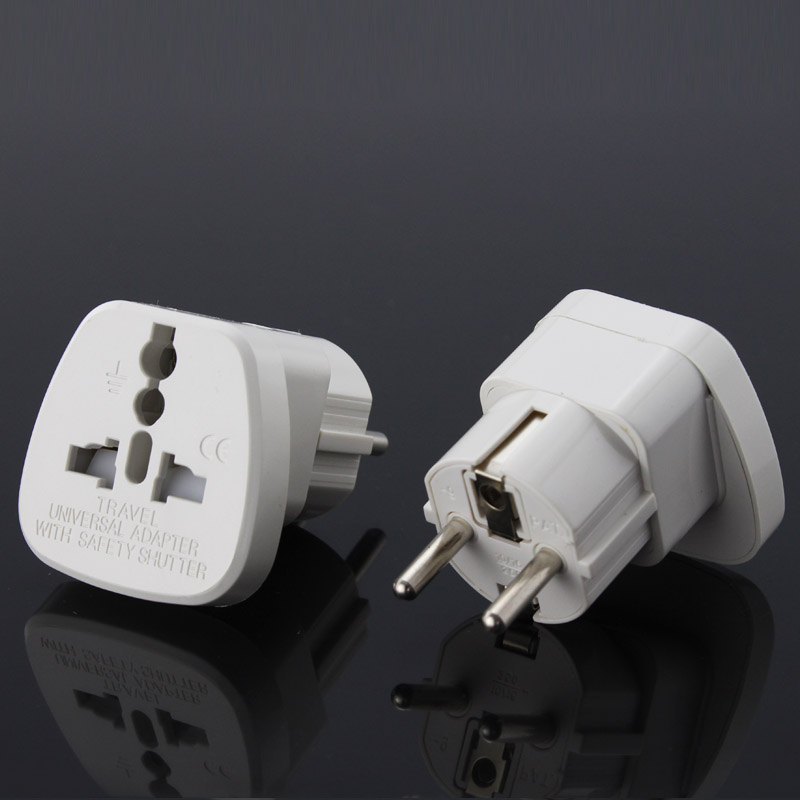 Factory OEM supply universal multiple adapter converter EU plug