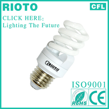Full Spiral Lamp bulb saving energy CFL light parts