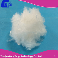 wholesale direct buy china 0.8D or 1.2D down or feather like silicone polyester staple fiber as pillow filling material