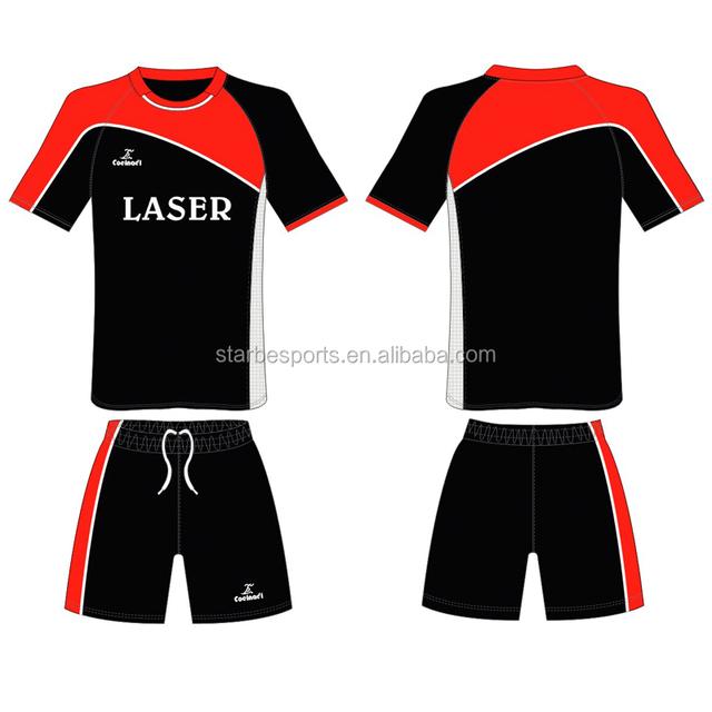 Hot Sell Boy Cheap Soccer Jersey Set Kids Soccer Uniforms