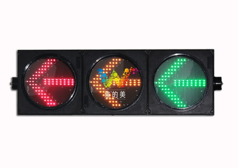 Alibaba wholesale 12 inch arrow guidance traffic signal led vehicle lights
