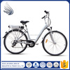 wholesale new model cheap strong green power electric city bike