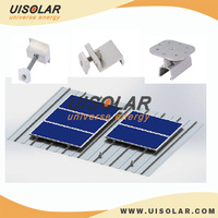standing seam roof mounting , solar panel kits , solar systems