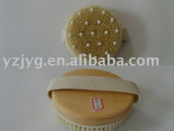 Body Massager and bath brush