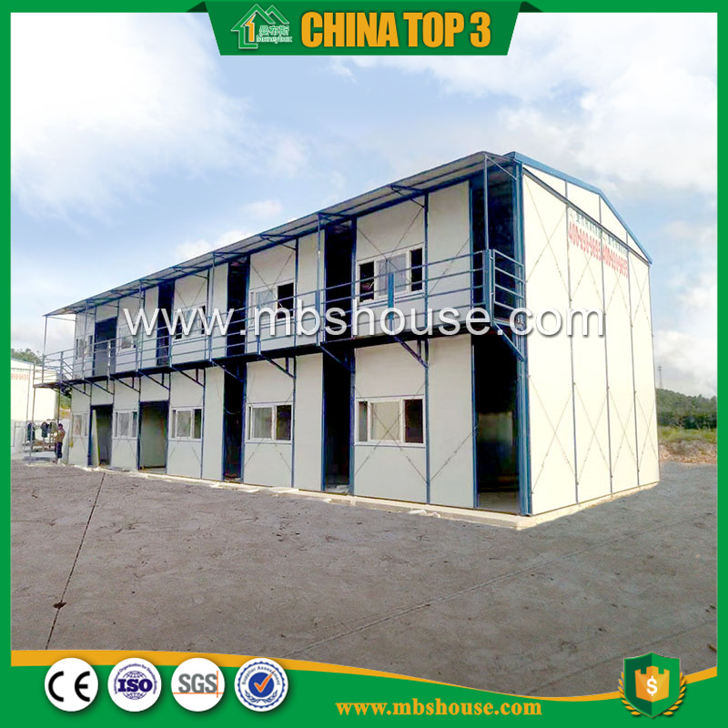 very popular Cheap Prefabricated Modular Homes Portable prefab houses For Sale