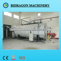 high efficiency hot water bunker oil boiler