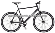 Cheap Single Speed Steel DIY Fixed Gear/Fixie/Bicycle OC-700C008S