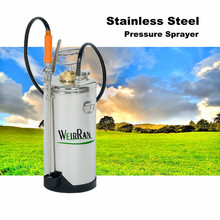 (3-180) 8L manual water pressure sprayer, food sprayer, thick liquid pump sprayer