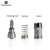 New 1500mah LED screen changeable temp and heating time heat not burn electronic cigarette