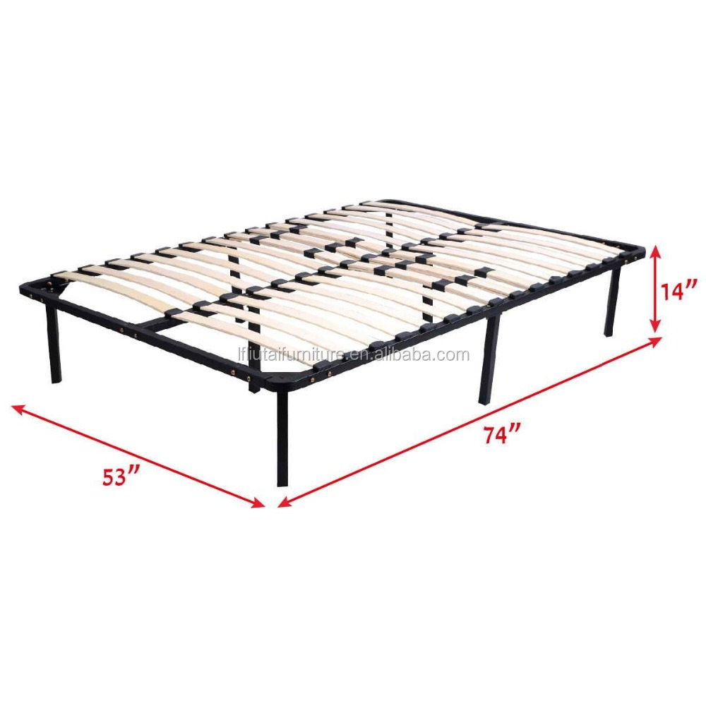 Swascana TSS Quiet Noise-Free/Maximum Under-bed Storage folding bed frame metal cheap Bed Frame