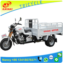Lifan Water Cooling 250cc Heavy Duty Five Wheel Motorcycle Cargo Tricycle for Sale