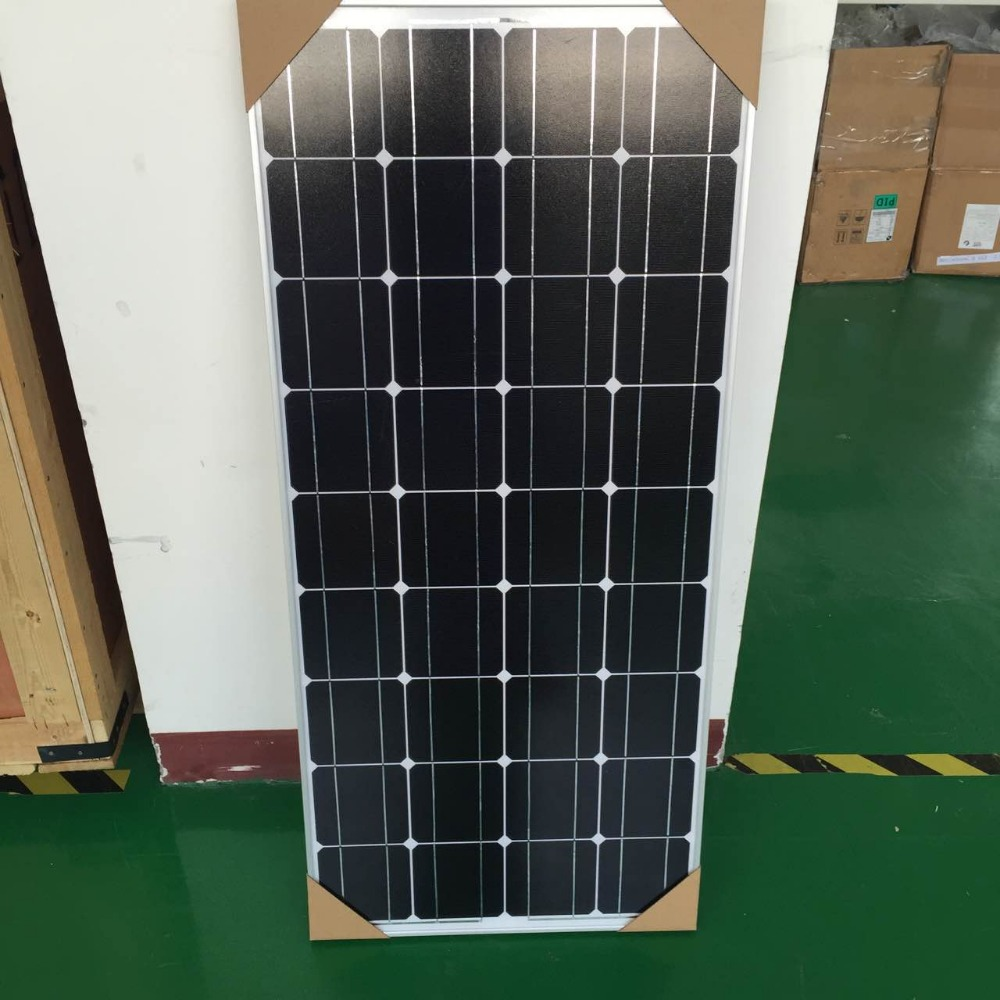 High Capacity 350W 500W 1KW Solar Panel solar pv modules 100 watt