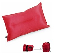Factory Driect wholesale self Inflatable Feature and Adults Age Group Plush pillow