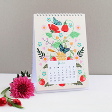 2017 new products creative luxury calendar design