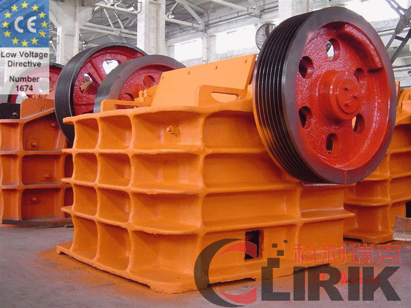 High crushing ratio and low investment jaw crusher price india