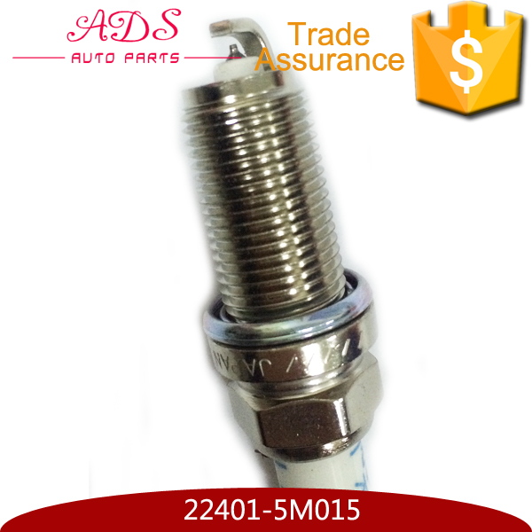 Top sale professional suppliers spark plug for Japanese car OEM:22401-5M015