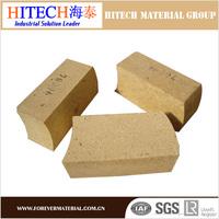 ZiBo Hitech high quality high alumina bricks refractory for rotary kiln