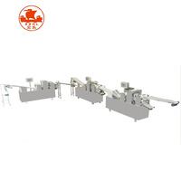 Automatic Cup Cake Making Machine Production Line Swiss Roll Cake Production Machine