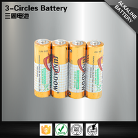 Wholesale LR6 plus power dry primary small size battery