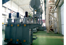 35KV 31500KVA Three phase two winding power transformer