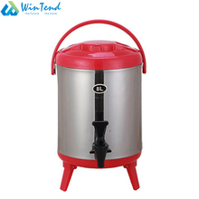 Factory wholesale stainless steel bubble tea barrel for restaurant
