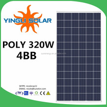 10W-350W solar PV panels with built in inverters