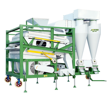 New Machinery! High Purity! Millet/ Peanuts/ Teff grain cleaner