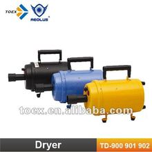 High Quality High Velocity Animal Hair Dryer Portable Dog Drooming Water Blower TD-900/901/902