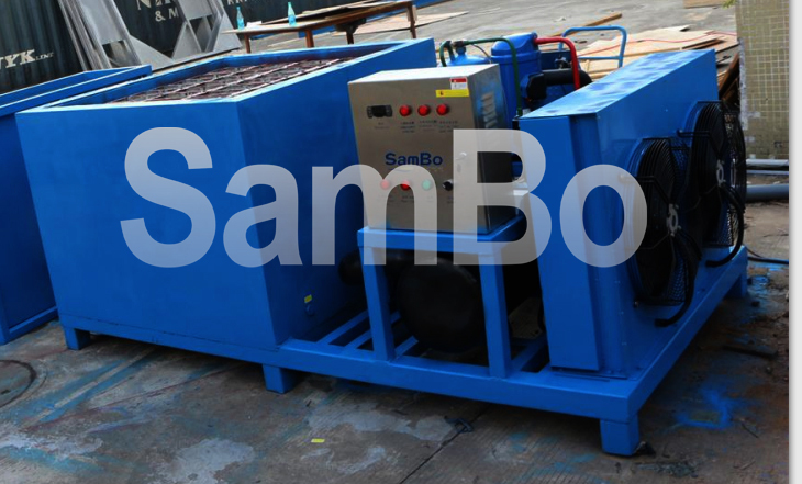 Sambo block ice machine with high quality and low price/best choice