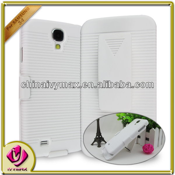 Hot! for samsung galaxy s4 holster combo clip