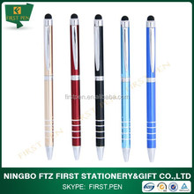 Twist Slim Metal Touch Pen For Laptop