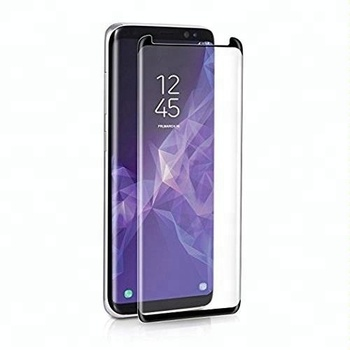 2018 Case Friendly note 8 s9 Plus 3d curved tempered glass screen protector for samsung galaxy S9