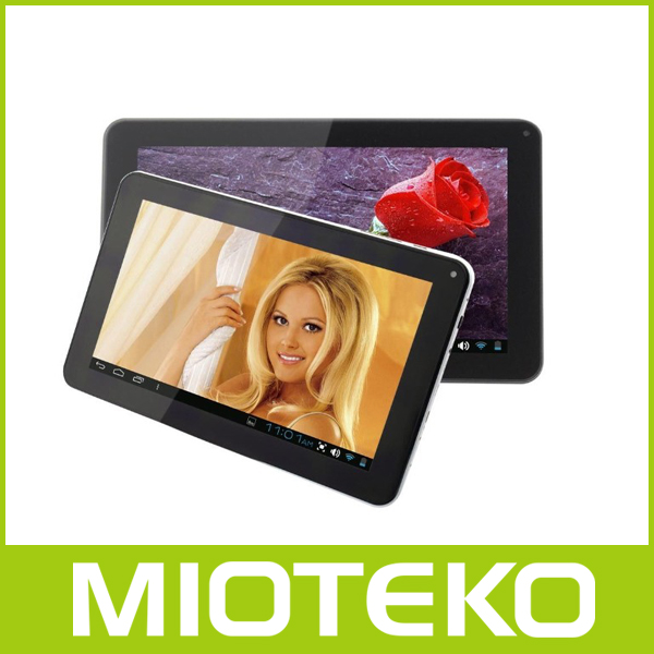 9'' google android os mid netbook mini tablet pc 512MB All Winner A13 1.2GHz games free download