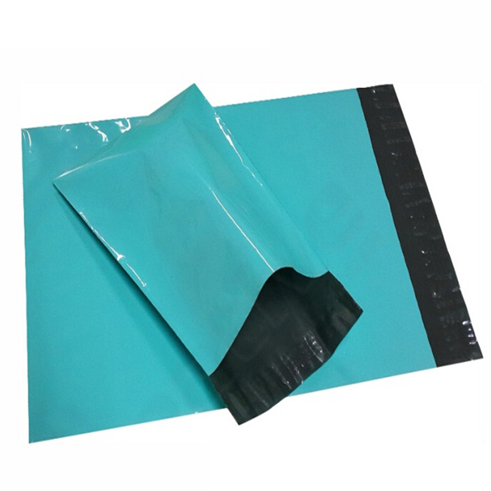Custom printed poly packing list envelope c5/courier bags plastic envelopes clear self adhesive