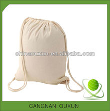 wholesale cotton drawstring shoe bags