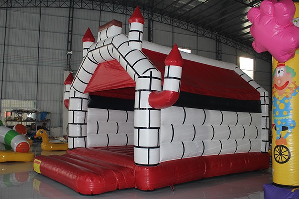 Huale Mini Inflatable jumping castle inflatable bouncer castle for kids play
