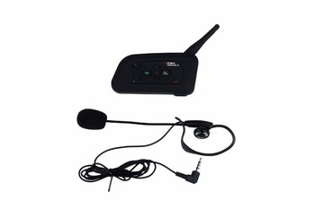 Best Selling 4 users conference waterproof referee bluetooth intercom