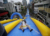 Long 800ft Double lane City Slide , Blue and Yellow slide the city malaysia
