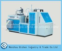 2012 zhejiang ruian disposable plastic plates and cups making machine