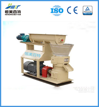 Popular chosen best quality eucalyptus bark pellet mill for small farm